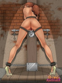 Dolls cartoon bdsm pics