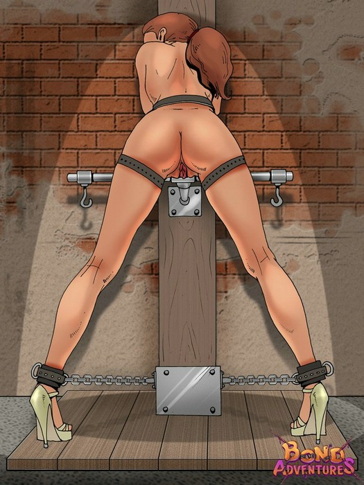 Bondage cartoons domination