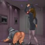 Hot comics bdsm - soldier of French Army - Bond Adventures Fire bdsm Nurse bondage