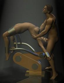 Digital BDSM - BDSM 3D