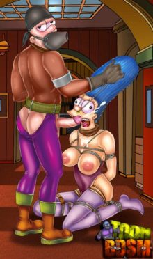 Ultimately rough sex - BDSM Toons